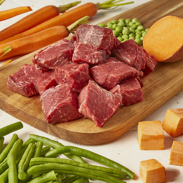 Diepvries Vers vlees