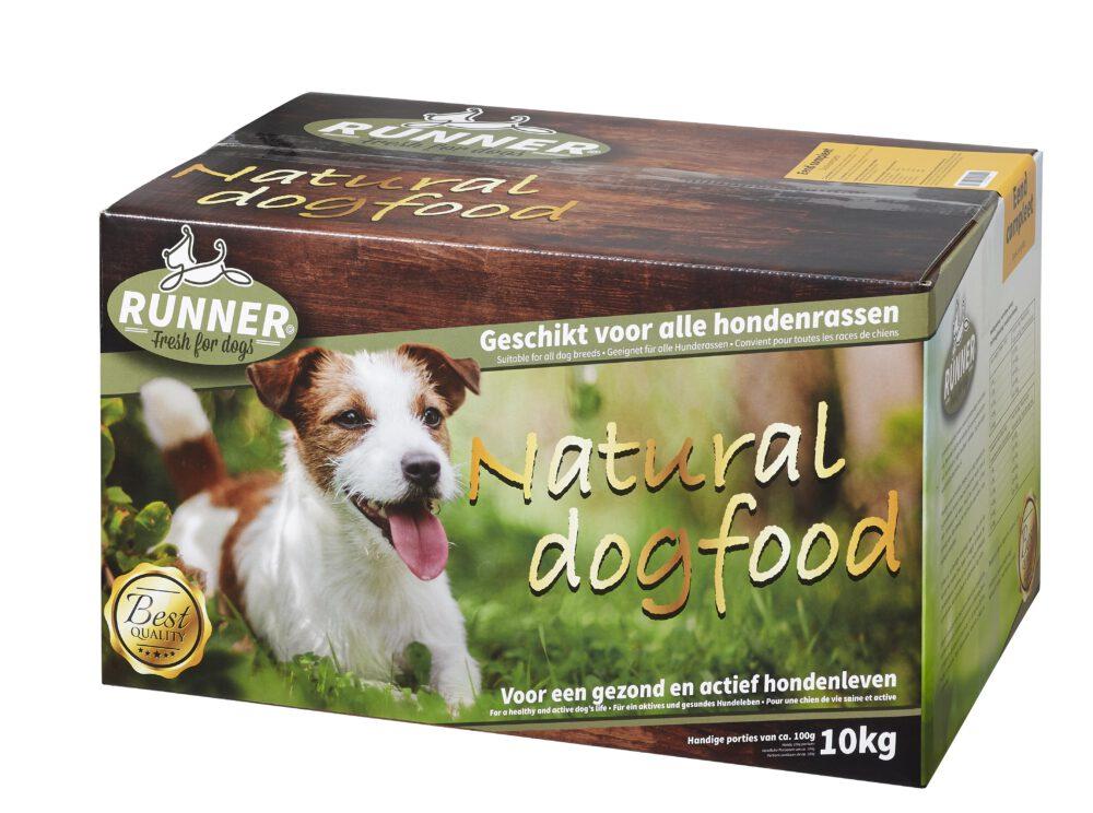 vers vlees voor uw hond